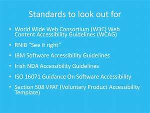 inclusion and procurement With voluntary product accessibility template section 508