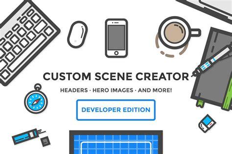 Header Creator by Header Creator Developer Product Mockups