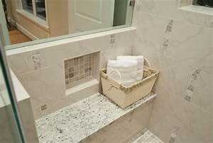 the beauty of white ice granite With white ice granite bathroom