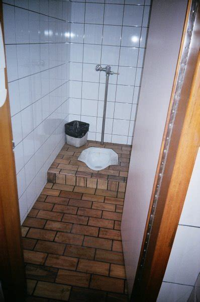 chinese toilets photo