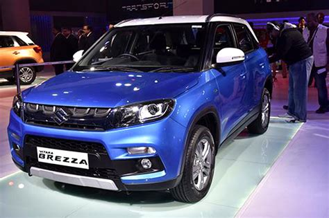 maruti vitara brezza variants explained autocar india