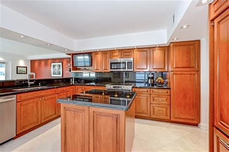 kitchen southpoint fort lauderdale condo sold highest