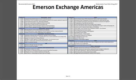 emerson exchange 365