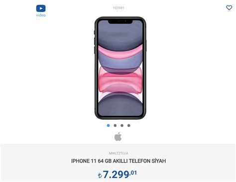iphone tuerkiye satis fiyati ortaya cikti