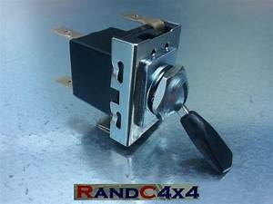1h9077l Land Rover Series 2a 3 Heater Toggle Switch 3