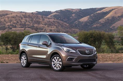 buick envision confirmed    year
