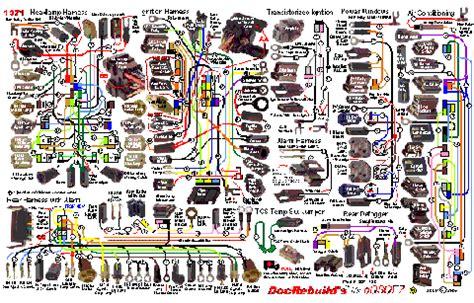Corvette Oosoez Wire Harness Guide For Ignition