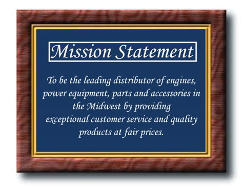 personal mission statement bpi security