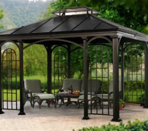 metal gazebo kits sales nucleus home