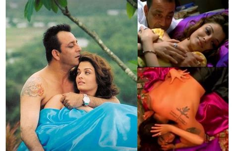 After Ranbir Aishwarya To Have Intimate Scenes With Sanjay Dutt