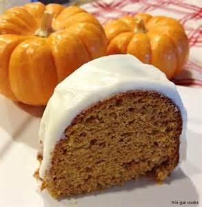 Easy Pumpkin Spice Cake Recipe