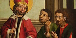 Good King Wenceslaus was not only good, he was real, too