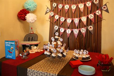 13 Creatives Ideas To Create Birthday Table Decorations