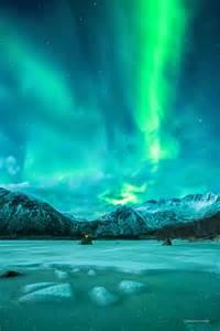 Nature Aurora Borealis Norway