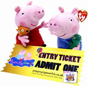 GIVEN TO DISTRACTING OTHERS Peppa Pig World ing to