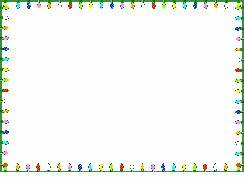 Christmas Lights clipart borders landscape - Pencil and in ...