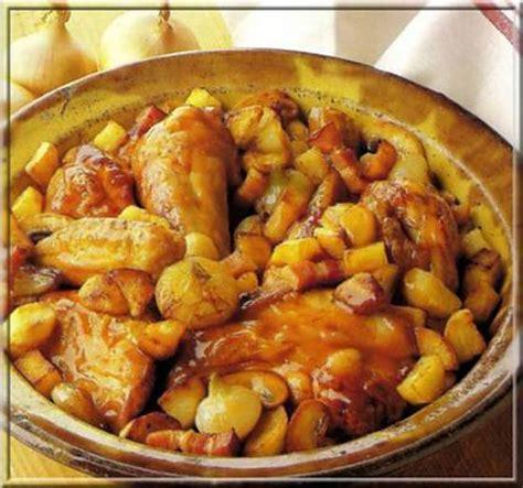 recette cuisine de grand mere recette de poulet cocotte quot grand mère quot par zoeetnous