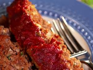 Paula Deen's Homestyle Meatloaf Recipe