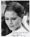 Leigh Taylor-Young (Signature personalized to Thom)