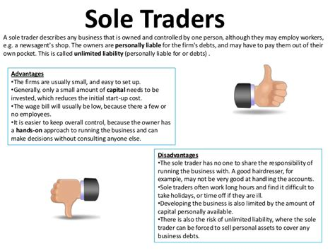 Sole Trader Business Plan Template Costumepartyrun