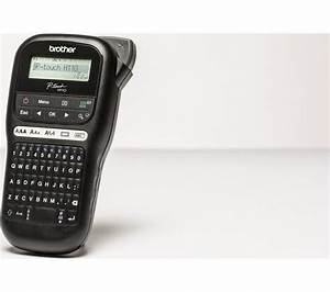 buy brother pth110 label maker free delivery currys With buy label maker online