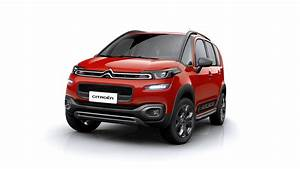 Citroen C Aircross : citroen launches revamped c3 aircross for south america ~ Gottalentnigeria.com Avis de Voitures