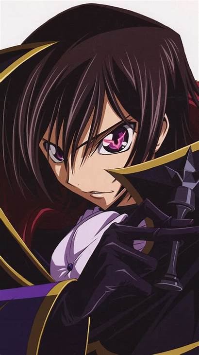 Geass Code Lelouch Iphone Lamperouge Mobile 1334
