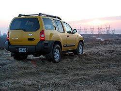 Nissan Terra Backgrounds by Test Drive 2006 Nissan Xterra Autos Ca