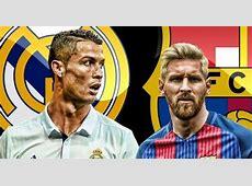 La Liga 201617 Real Madrid vs Barcelona El Clasico Quiz