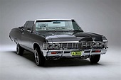 1967 Chevrolet Impala Convertible - A Poor Man's Dream