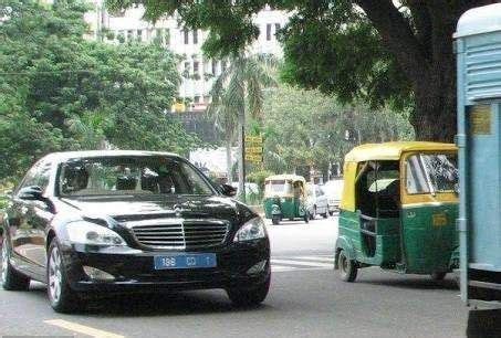 Hindi Why Indian Vehicles Have Different Colored Number Plates