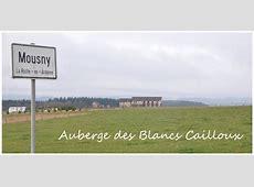 > Auberge des Blancs Cailloux
