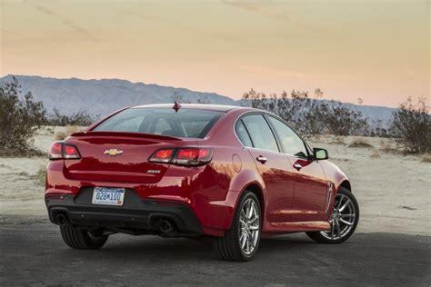 2020 Chevrolet Impala Ss Review