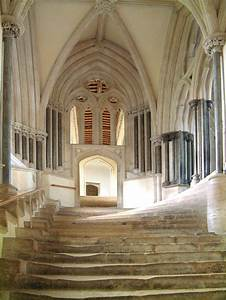Chapter House and Cloisters - Wells Cathedral