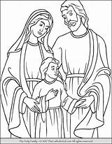 Holy Coloring Pages Joseph Christ Catholic King Jesus Mary Printables Feast Saint Proud Printable Drawing Children Crowning Thecatholickid Easter Games sketch template