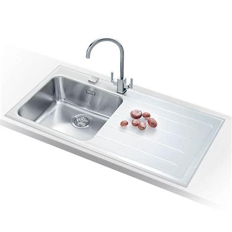 evier cuisine blanc evier cuisine blanc evier cuisine resine granit evier encastrer granit et resine blanc zia 1