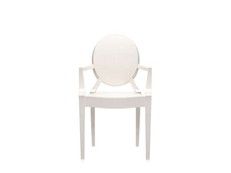 buy the kartell lou lou ghost chair at nest co uk