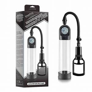 Lovetoy Accu-meter Pro Pump