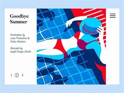 Graphic Modern Trends Slider Century Mid Website