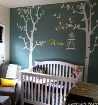 sticker arbre chambre bébé 17 meilleures idées à propos de stickers muraux d 39 arbre