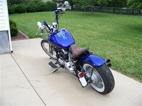 2000 Yamaha V Star 650