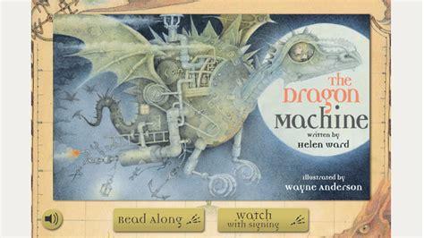 dragon machine booktrust