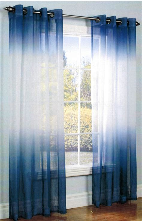 Coral Curtains Target by Trendy Ombre Curtains In Cold Warm And Neutral Hues