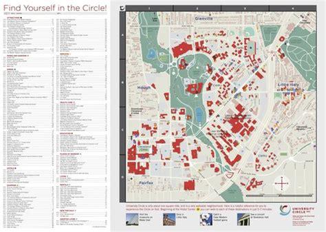 case western reserve university maplets