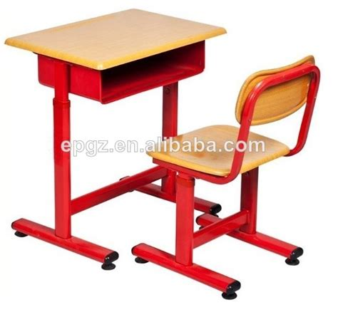 adjustable school chairs attached desk height