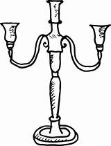 Candelabra Stamp Rubber Paris Drawing Word Clipart Stamps Stamptopia Ink Custom Webstockreview sketch template