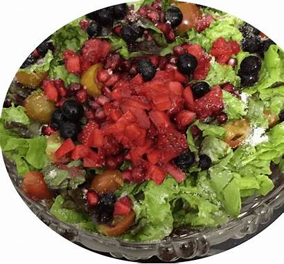 Salad Lettuce Cheese Recipe Goats Pizza Strawberry