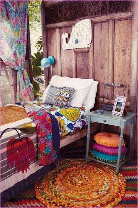 bohemian bedroom decor create creative and magnificent bohemian bedroom interior design atzine com