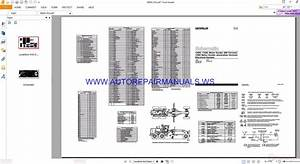 Caterpillar 120h  U0026 135h Motor Grader Electrical Schematics Manuals Renr1424