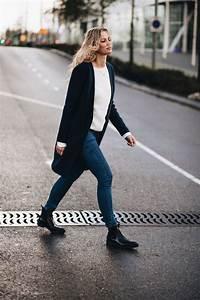 Die besten 17 Ideen zu Chelsea Boots Outfit auf Pinterest   Chelsea-Stiefel Minimalmode und ...